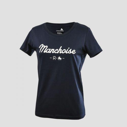 T-shirt Manchoise Attitude Manche - Cherwood